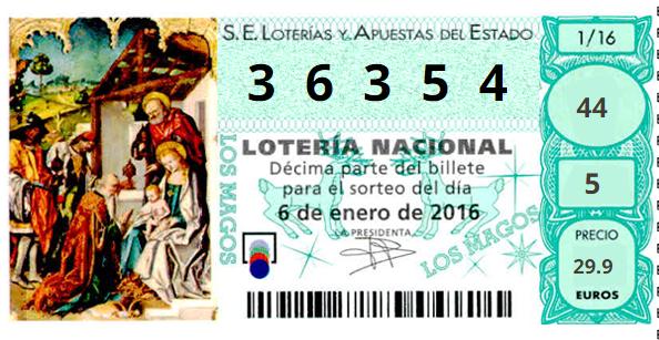 ticket el nino loteria nacional